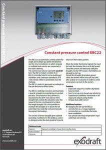 EBC22 controller