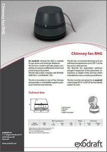 RHG Chimney fan