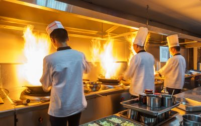 In restaurants and commercial kitchens it is an advantage to have a chimney fan installed